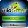 AlloGator iPhone App